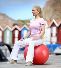 SISSEL® BALL Pallone per fisioterapia pilates fitness