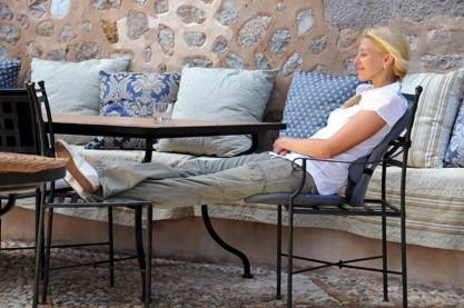 Sissel dorsaback sedile per seduta corretta sul divano sedersi sano dormire sedersi - Dormire sul divano ...