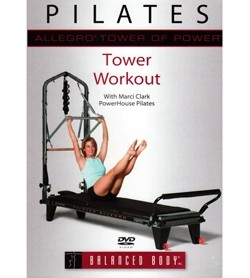Image DVD Allegro Tower: Tower Workout, inglese