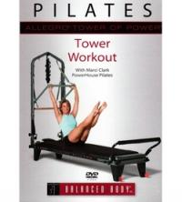 DVD Allegro Tower: Tower Workout, inglese
