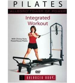 Image DVD Allegro Tower: Integrated Workout, inglese