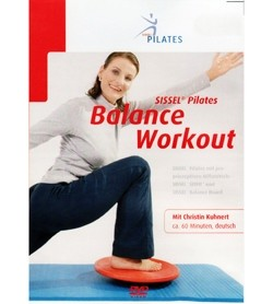 Image DVD SISSEL® Pilates Balance Workout, tedesco