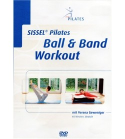Image DVD SISSEL® Pilates Ball & Band Workout, tedesco