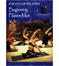 DVD Beginning Pilates Mat, inglese
