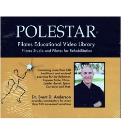 Image DVD Pilates Educational Video Library, Inglese