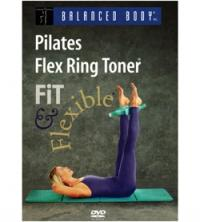 DVD Pilates Flex Ring Toner, inglese