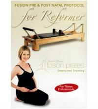 DVD Fusion Pre & Post Natal Protocol for Reformer, inglese