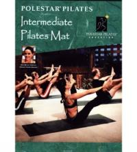 DVD Intermediate Pilates Mat, inglese