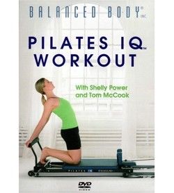 Image DVD Pilates IQ Workout, inglese