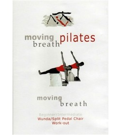 Image DVD Moving Breath Pilates: Beginning/Intermediate Combo - Wunda Chair Level 1