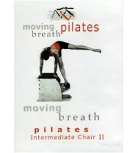 DVD Moving Breath Pilates: Intermediate Combo - Wunda Chair Level 2