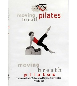 Image DVD Moving Breath Pilates: Spine Corrector Workout: Intermediate Advanced
