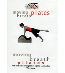 Image DVD Moving Breath Pilates: Spine Corrector Workout: Fundamentals Beginner