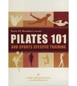 Image DVD Pilates 101 Sports Specific Training, inglese