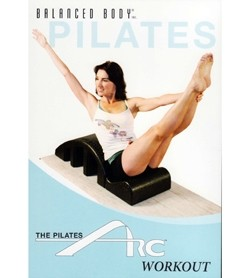 Image DVD The Pilates Arc Workout, inglese