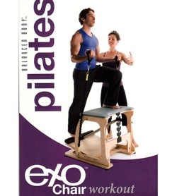 Image DVD Pilates Exo Chair Workout, inglese