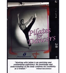 Image DVD Pilates for Dancers, inglese