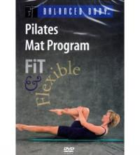 DVD Balanced Body Pilates Mat Program, inglese