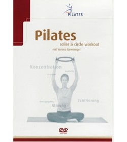 Image DVD SISSEL® Pilates Roller e Circle Workout, inglese