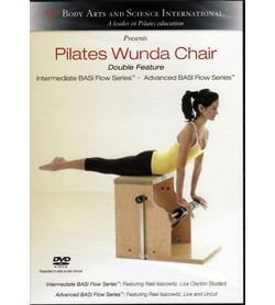 Image DVD Pilates Wunda Chair, inglese