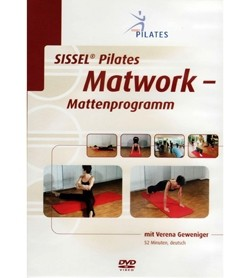 Image DVD SISSEL® Pilates Matwork , tedesco