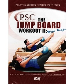 Image DVD The Jumb Board Workout II, with props, inglese