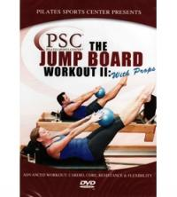 DVD The Jumb Board Workout II, with props, inglese