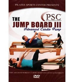 Image DVD The Jumb Board Workout III, adv cardio pump, inglese