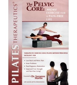 Image DVD The Pelvic Core: More Exercise for a Pain-Free Life, inglese