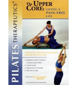 Image DVD The Upper Core: Living a Pain-Free Life, inglese