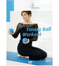 Image DVD SISSEL® Pilates Workout con la Toning Ball, tedesco