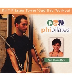 Image DVD Pilates Tower/Cadillac Workout, inglese