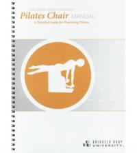 Manuale B.B.U. Pilates Chair, inglese