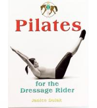 Libro The Pilates for dressage riders, inglese