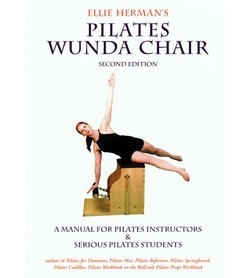 Image Manuale Ellie Herman Pilates Wunda Chair, inglese