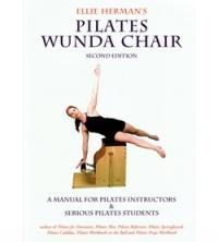 Manuale Ellie Herman Pilates Wunda Chair, inglese