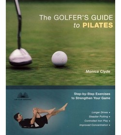 Image Libro The Golfer's Guide to Pilates, inglese