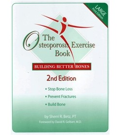Image Libro The Osteoporosis Exercise Protocols, inglese