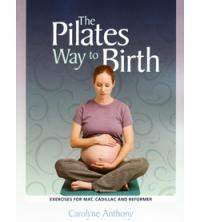 Manuale The Pilates Way to Birth, inglese