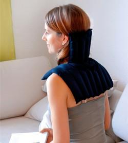 Sissel Linum Cuscino Termico In Semi Di Lino Cuscino Riscaldabile Caldo Freddo Terapia Massaggio Terapia Sissel It