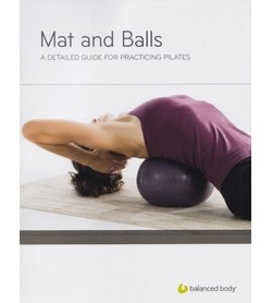 Manuale B.B.U. Pilates Mat & Ball, inglese