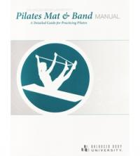 Manuale B.B.U. Pilates Mat & Band, inglese