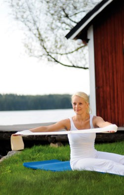 Image SISSEL® PILATES Band, naturale