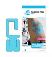K-Active Tape Precut, spalla dx