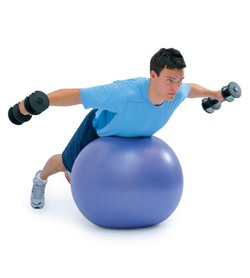 Image SISSEL® SECUREMAX BALL Pallone fisioterapia pilates e fitness