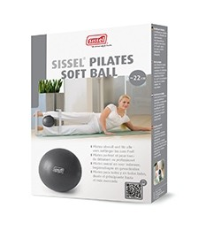Image SISSEL® Pilates Ball, 22 cm, antracite