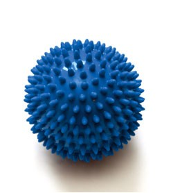 Image SISSEL® SPIKY-BALL set 2 pz Ø 10 cm, blu