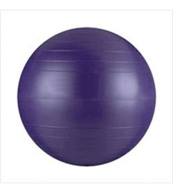 Image PILATES TRIADBALL Ø 25 cm, viola